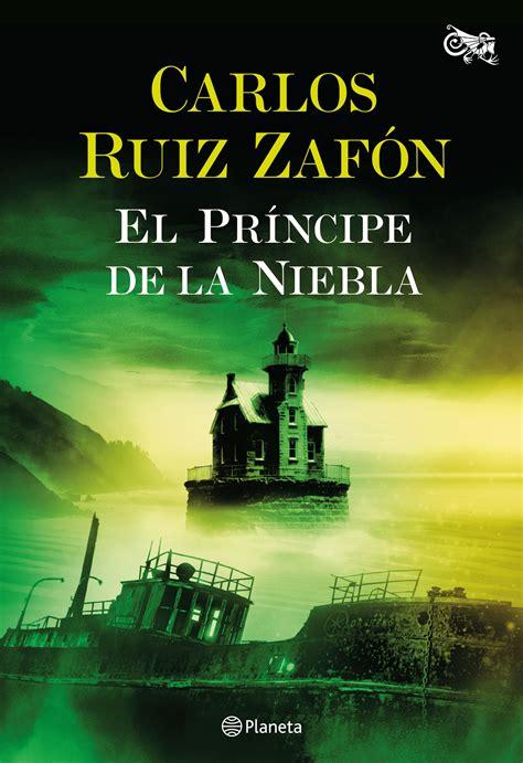 EL PRÍNCIPE DE LA NIEBLA EBOOK   CARLOS RUIZ ZAFON ...