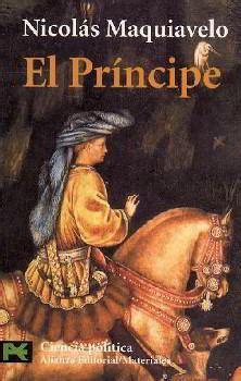 EL PRÍNCIPE de Maquiavelo   Descargar PDF gratis completo ...