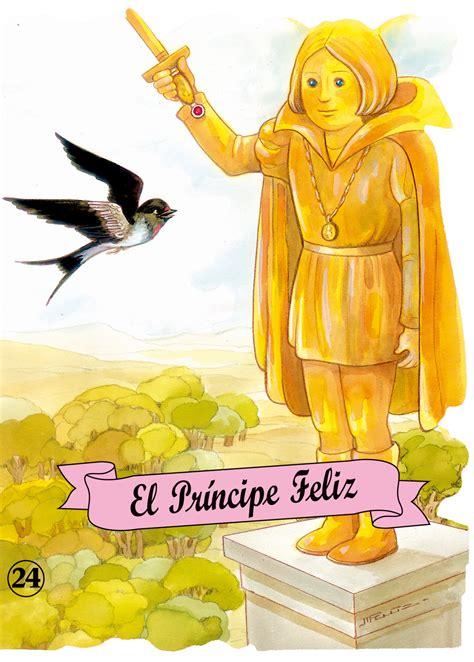 El príncipe feliz: Combel Editorial