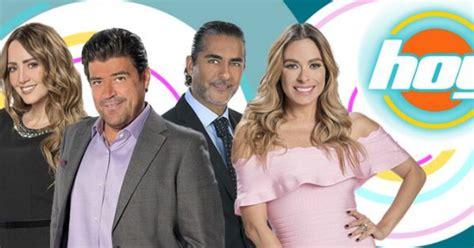 """¿El programa """"HOY"""" de Televisa se encuentra en problemas ..."""