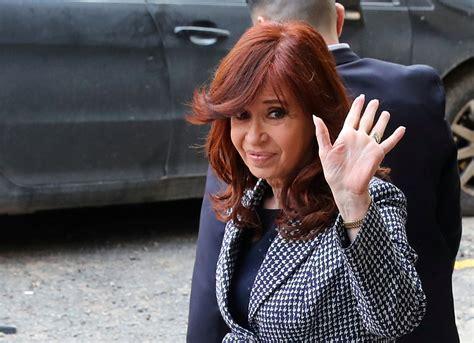 El prontuario de la vicepresidente electa de Argentina ...