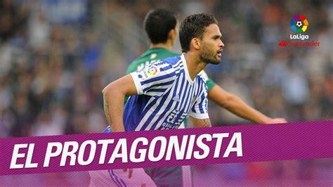 El Protagonista: Willian José, jugador de la Real Sociedad ...