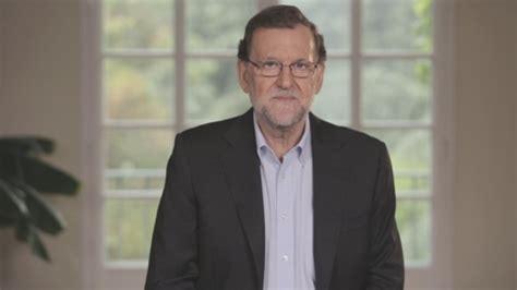 El PSOE lleva a la Junta Electoral el vídeo de Mariano ...