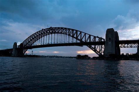 El Puente de la Bahía de Sidney, el otro símbolo de la ciudad