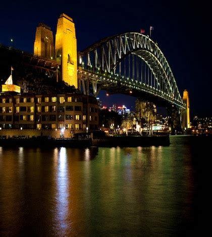 El puente de la bahía de Sydney