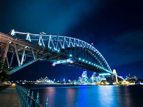 El Puente del Puerto de Sidney une su bahía