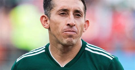 El radical cambio de Héctor Herrera tras someterse a dos ...