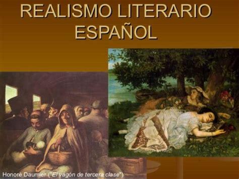 El Realismo Español y Europeo del s.XIX 1850 1890 ...