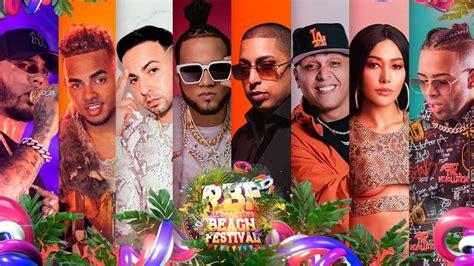 El Reggaeton Beach Festival 2020 cierra su cartel en ...