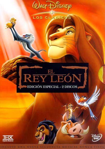 El rei lleó: pel·lícula i ara també el musical. Autor ...