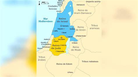 El reino dividido de Israel   YouTube