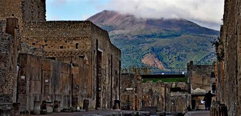 El renacimiento de las ruinas de Pompeya