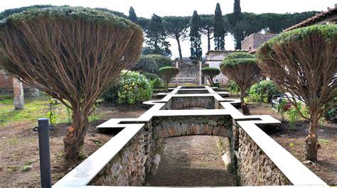 El renacimiento de Pompeya: restauradas cinco antiguas ...