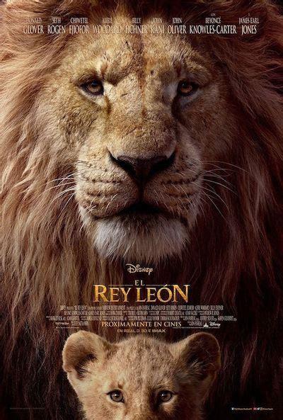 El Rey León  2019  Pelicula Completa Online gratis