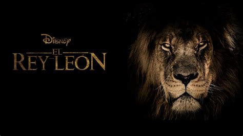 EL rey leon 2019 plantilla editable en photoshop ...