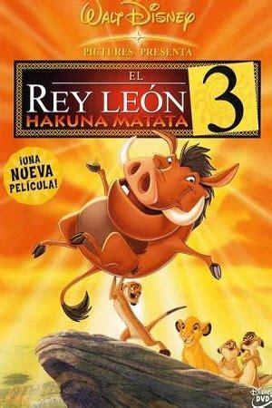 El Rey León 3 Hakuna Matata | Película Completa Online