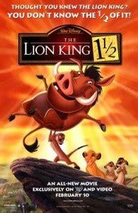 El rey leon 3 online  2004  Español latino descargar ...