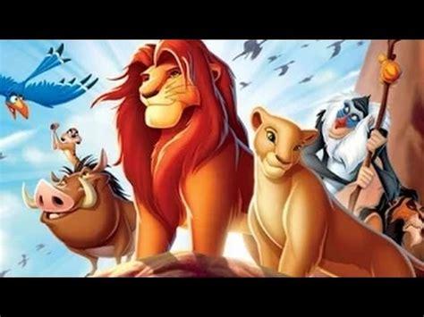 El rey leon 4 pelicula completa en español latino de ...