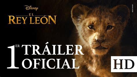 El Rey León, de Disney – Tráiler oficial #1  Subtitulado ...