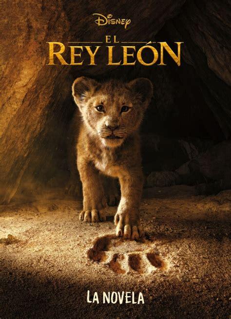 El Rey León  vuelve también en novela