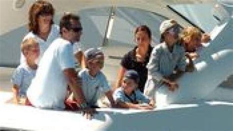 El Rey y la Infanta Cristina compiten en la última regata ...