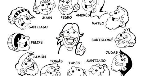 El Rincón de las Melli: Los Doce Apóstoles  para los más ...