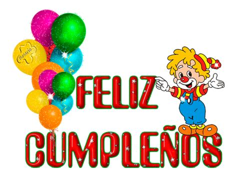 El Rincon de mis Imagenes: Feliz cumpleaños globos