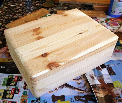 El Rincón de Tita Leti: Caja de madera decorada