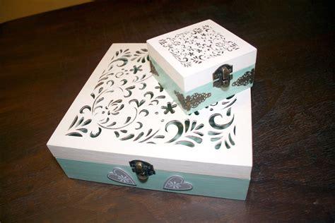 El Rincón de Tita Leti: Cajas decoradas