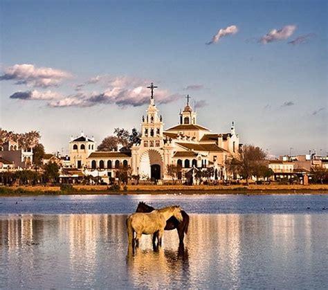 El Rocio. Huelva, Andalucia, Spain http://www.famaser.com ...