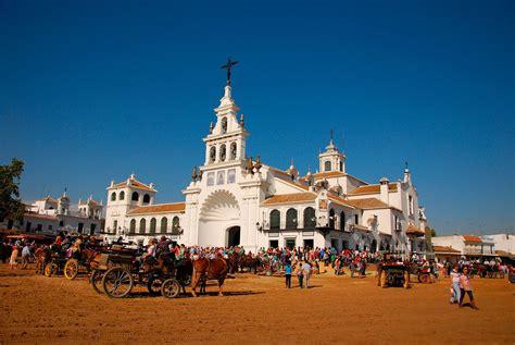 EL ROCIO, HUELVA, ANDALUSIA, SPAIN   MAY 31: The ...