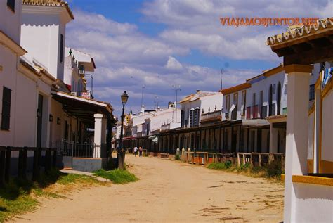 El Rocío: Lejano Oeste de Andalucía | Viajamosjuntos.net