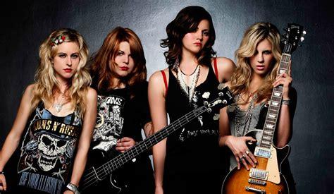 El rock es mujer: 10 bandas femeninas que hicieron ...
