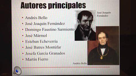 El romanticismo español y hispanoamericano   YouTube
