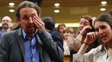 El rumor del divorcio de Iglesias y Montero, con amante ...