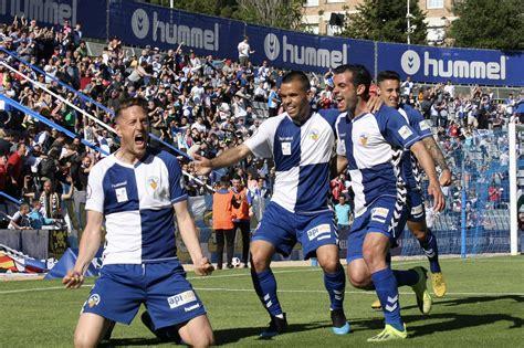 El Sabadell fa la feina contra l'Ejea i dependrà d'ell ...
