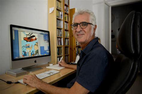 El Salón del Cómic premia la trayectoria de Miguel Gallardo