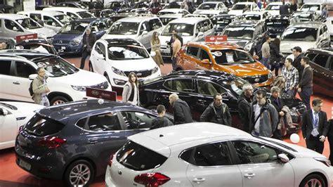 El Salón Ocasion de Barcelona reúne más de 3.500 vehículos ...