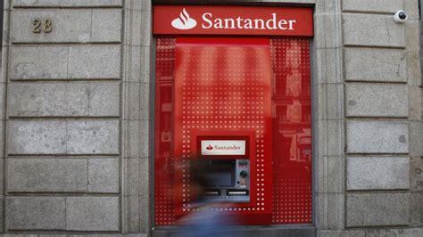 El Santander echa el cierre a otras 200 sucursales por el ...