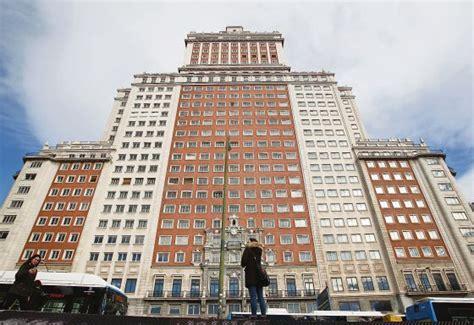 El Santander vende a un magnate chino el edificio España ...