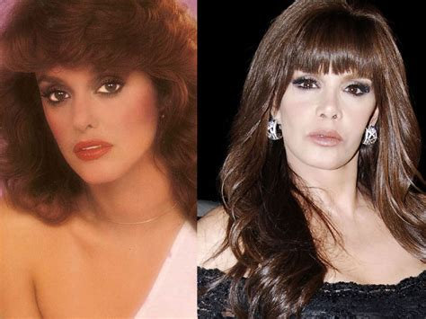 """El """"antes y después"""" de 10 famosas mexicanas: De Verónica ..."""