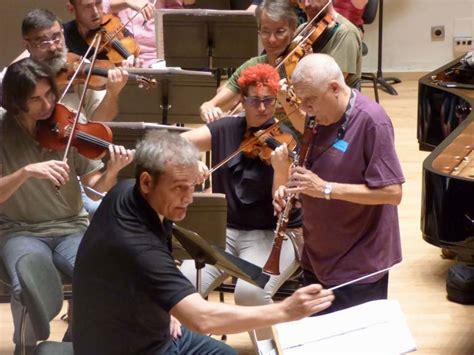 El saxofonista cubà Paquito D Rivera i l Orquestra de ...