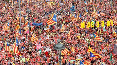 El separatismo asume su derrota: ningún lema de la Diada ...