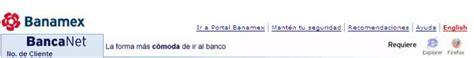 El servicio de bancanet Banamex apesta, Ciudad de México ...