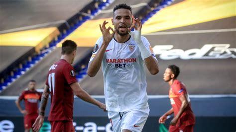 El Sevilla doblega a la Roma, se cuela en cuartos de final ...