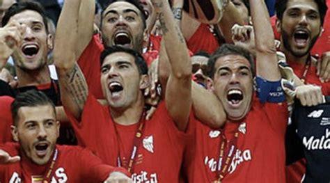 El Sevilla FC gana la Europa League y reporta a Cuatro una ...