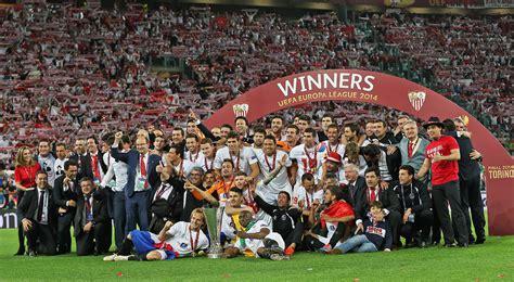 El Sevilla se proclama campeón de la Liga Europa en los ...