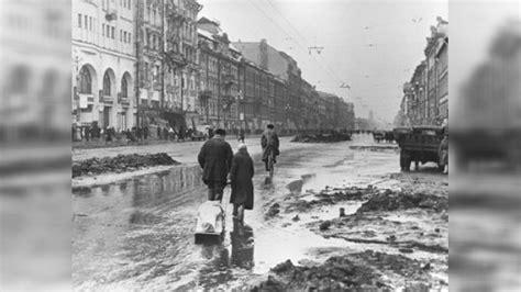El sitio de Leningrado   RT