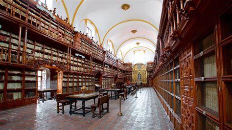 El sótano misterioso de la Biblioteca Palafoxiana de Puebla