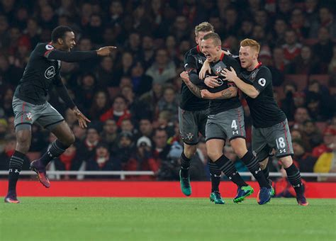 El Southampton supera al Arsenal y pasa a semifinales ...